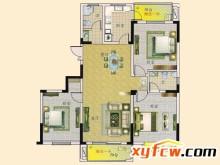 2013-8-15 信合世纪城H户型图