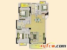 2013-8-15 信合世纪城F户型图