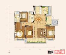 四室两厅两卫M户型