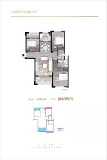 (羊山新区)中环荣域·悦棠2室2厅1卫
