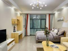 羊山新区新六大街和谐广场1室1厅1卫30万46.46m²  精装修出售  随时看房团购优惠