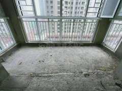平桥九环中心城毛坯三房68万,户型方正,可按揭。