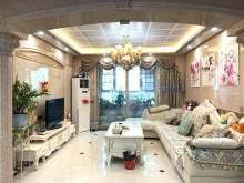 豪华装修中心繁华地段正通桂花园145平三室两厅两卫