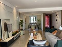 羊山新区正商金域世家3室2厅2卫85万123m²出售