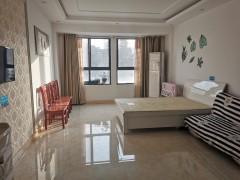 香榭华庭,精装公寓,50平,通天然气,送家具家电,拎包入住